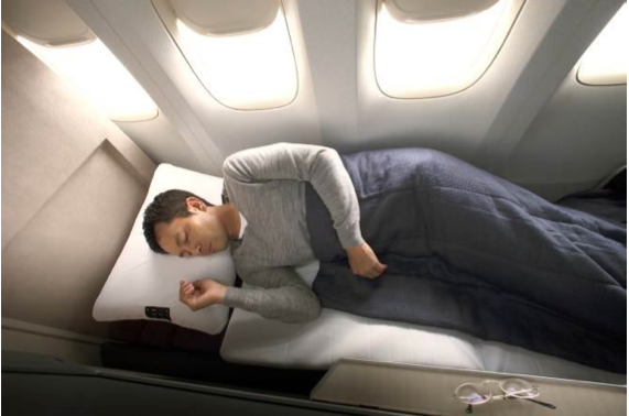 JAL's new SKY SUITE