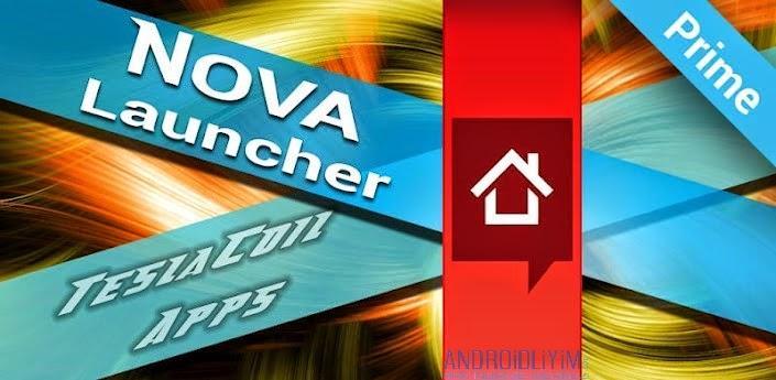 Nova Launcher Prime Android Paid Full Licence APK İndir - androidliyim