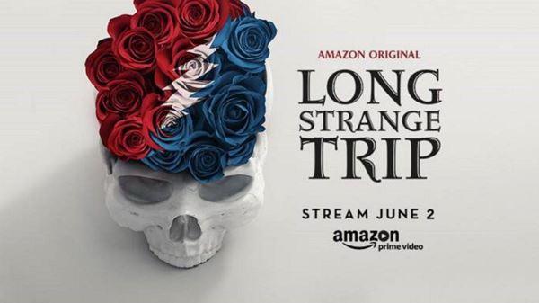 "GRATEFUL DEAD: Το trailer του ντοκιμαντέρ ""Long Strange Trip"""