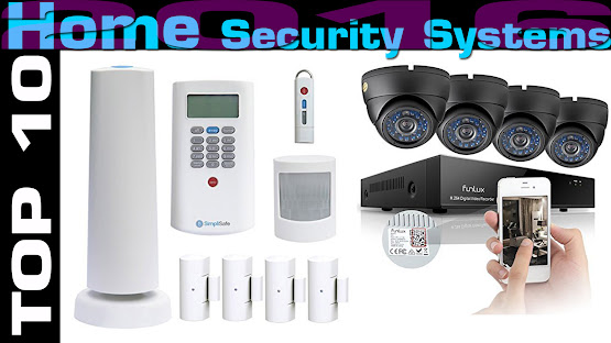 Top 10 Review Products-Top 10 Home Security Systems 2016