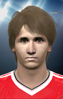 PES 2016 Gerard Gumbau & Sergi Samper Face by Alief