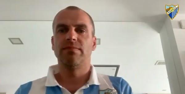 """Duda y su partido más importante como malaguista: """"El último partido de Liga contra el Real Madrid en 2010"""""""