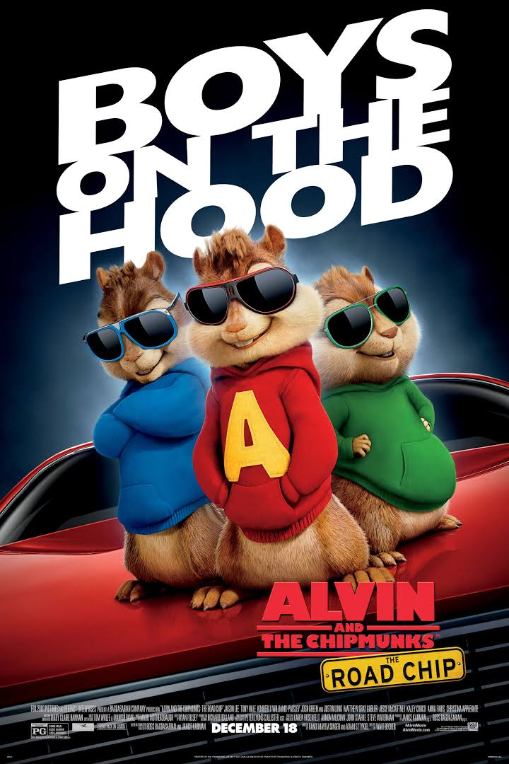 Alvin and the Chipmunks 4 (2015) Download 300MB
