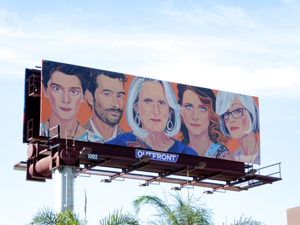 Illustrated Transparent season 3 billboard