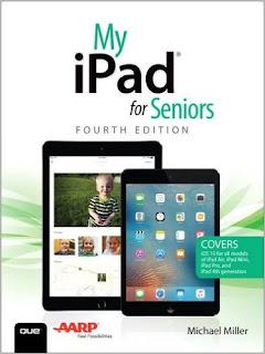 My IPad For Seniors (4th Edition) PDF