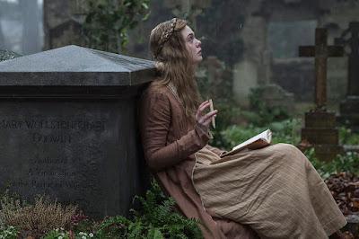 Mary Shelley Movie Image
