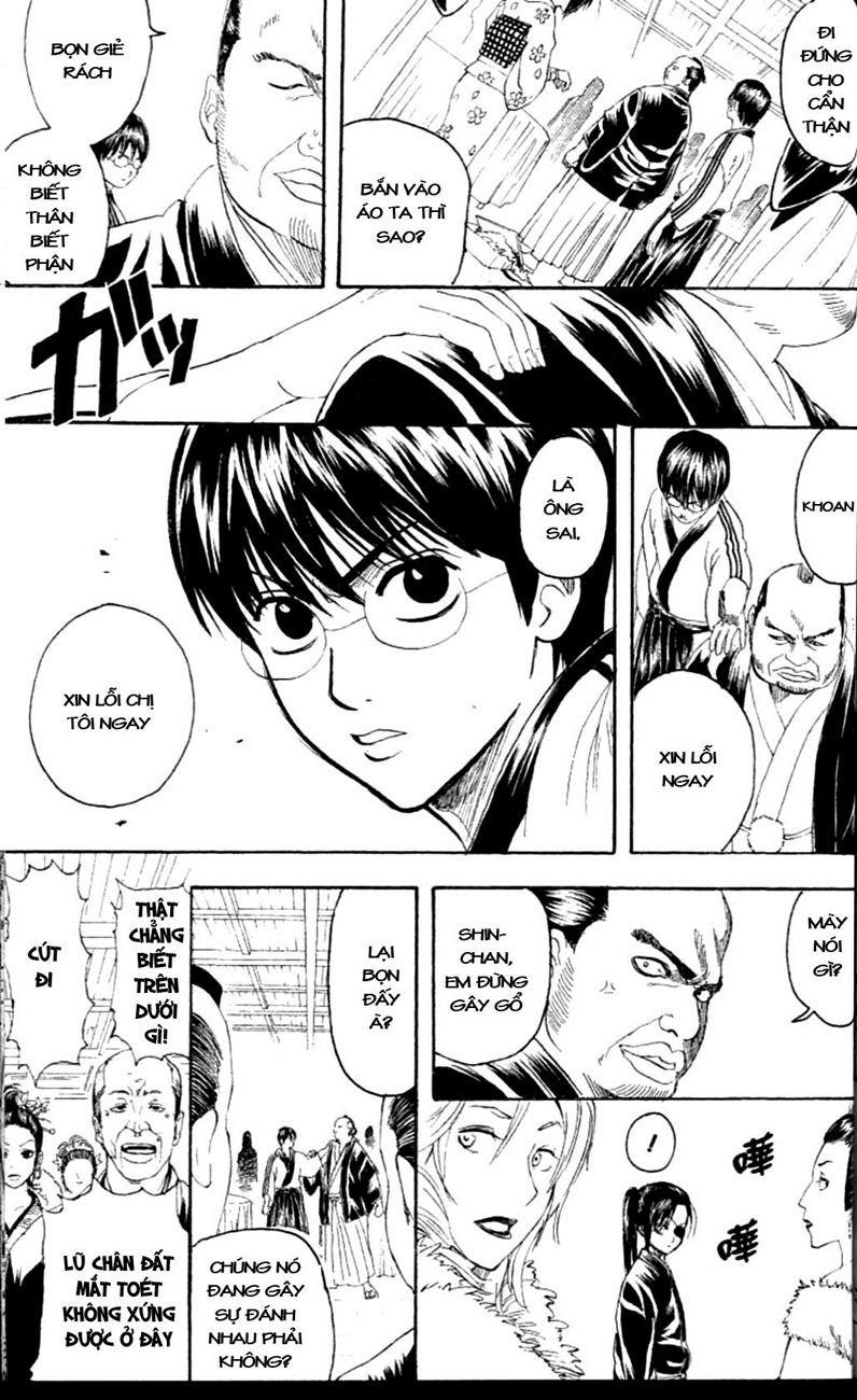 Gintama Chap 236 page 17 - Truyentranhaz.net