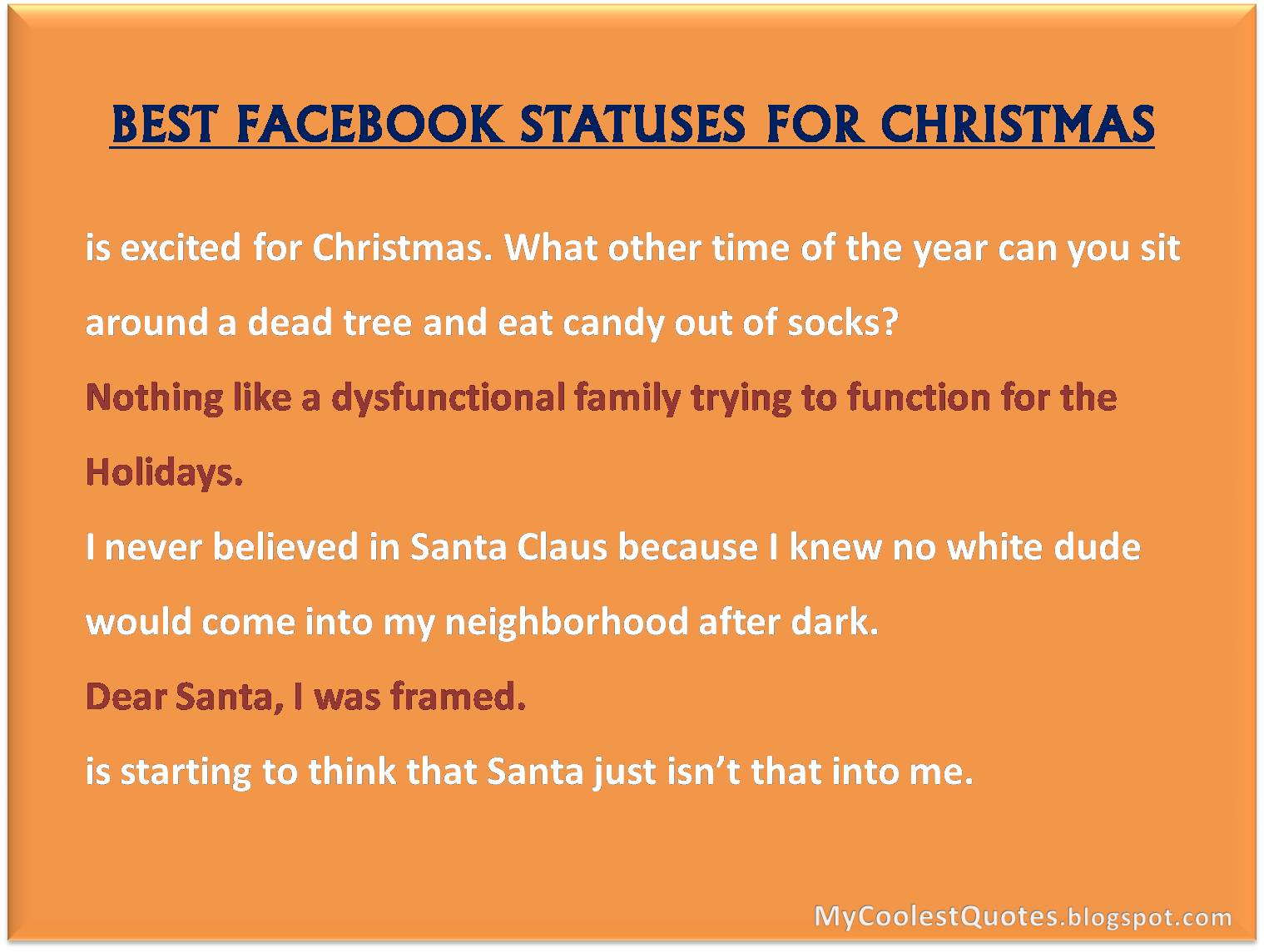 Funny World: Funny Xmas Images