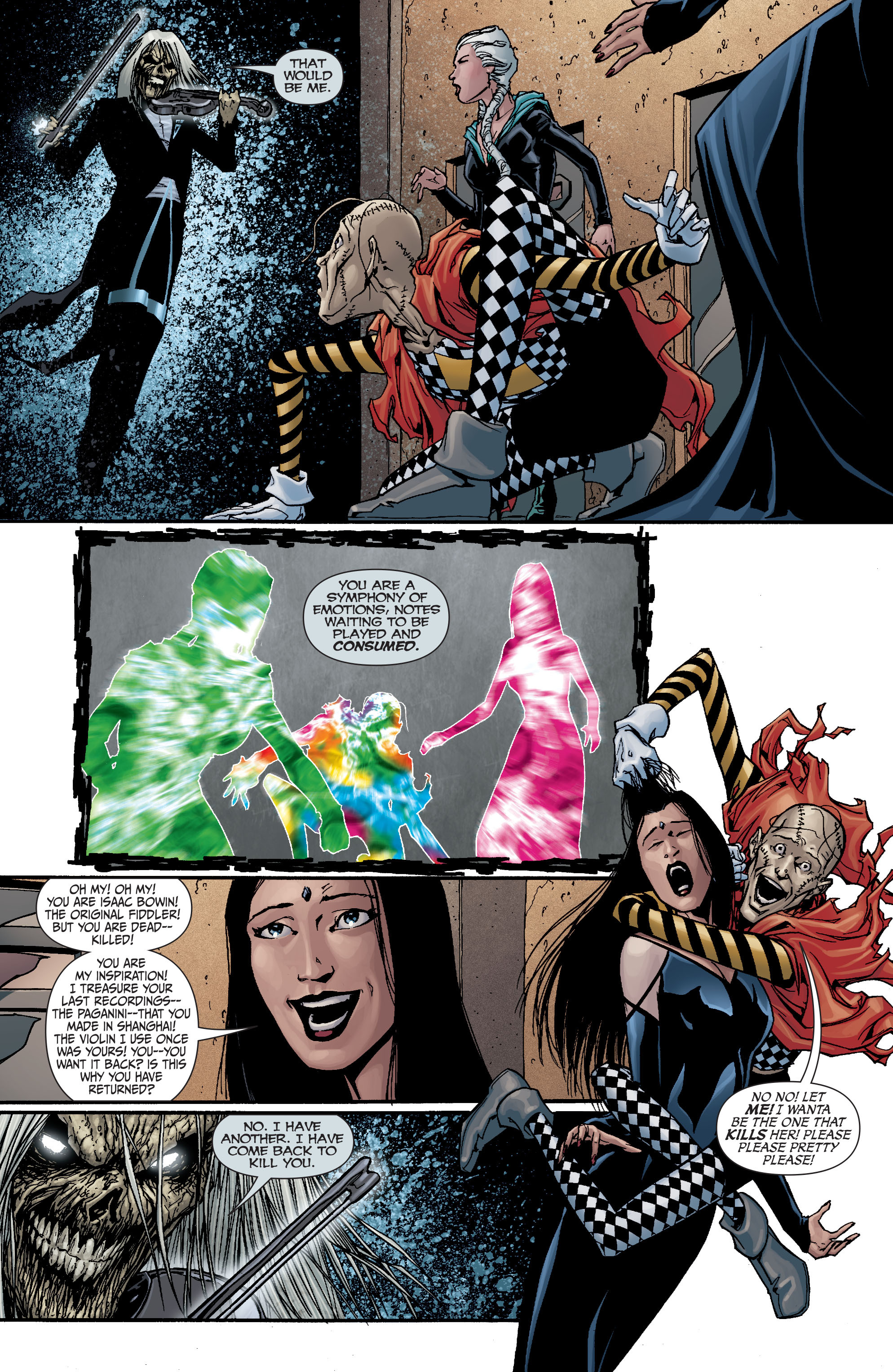 Read online Secret Six (2008) comic -  Issue #17 - 17