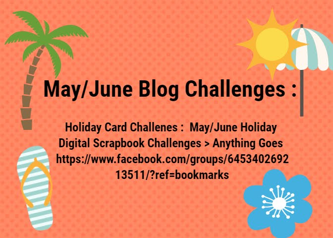 May/ June Challenges