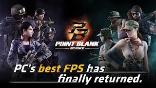 Download dan Cara Bermain Point Blank Strike