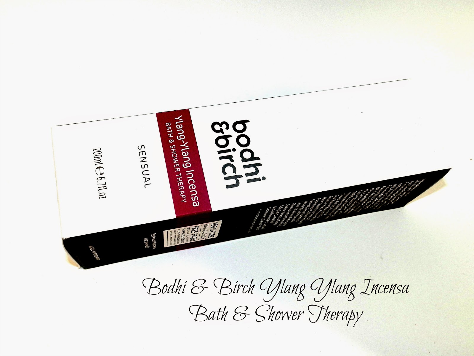 Bodhi & Birch Ylang Ylang Incensa Bath & Shower Therapy Reviews