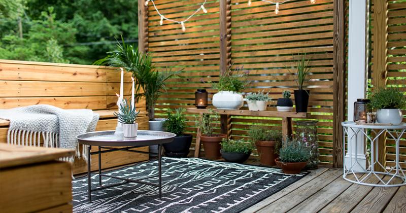 5 elementos que no pueden faltar en tu terraza la bici for Reformar terraza ideas