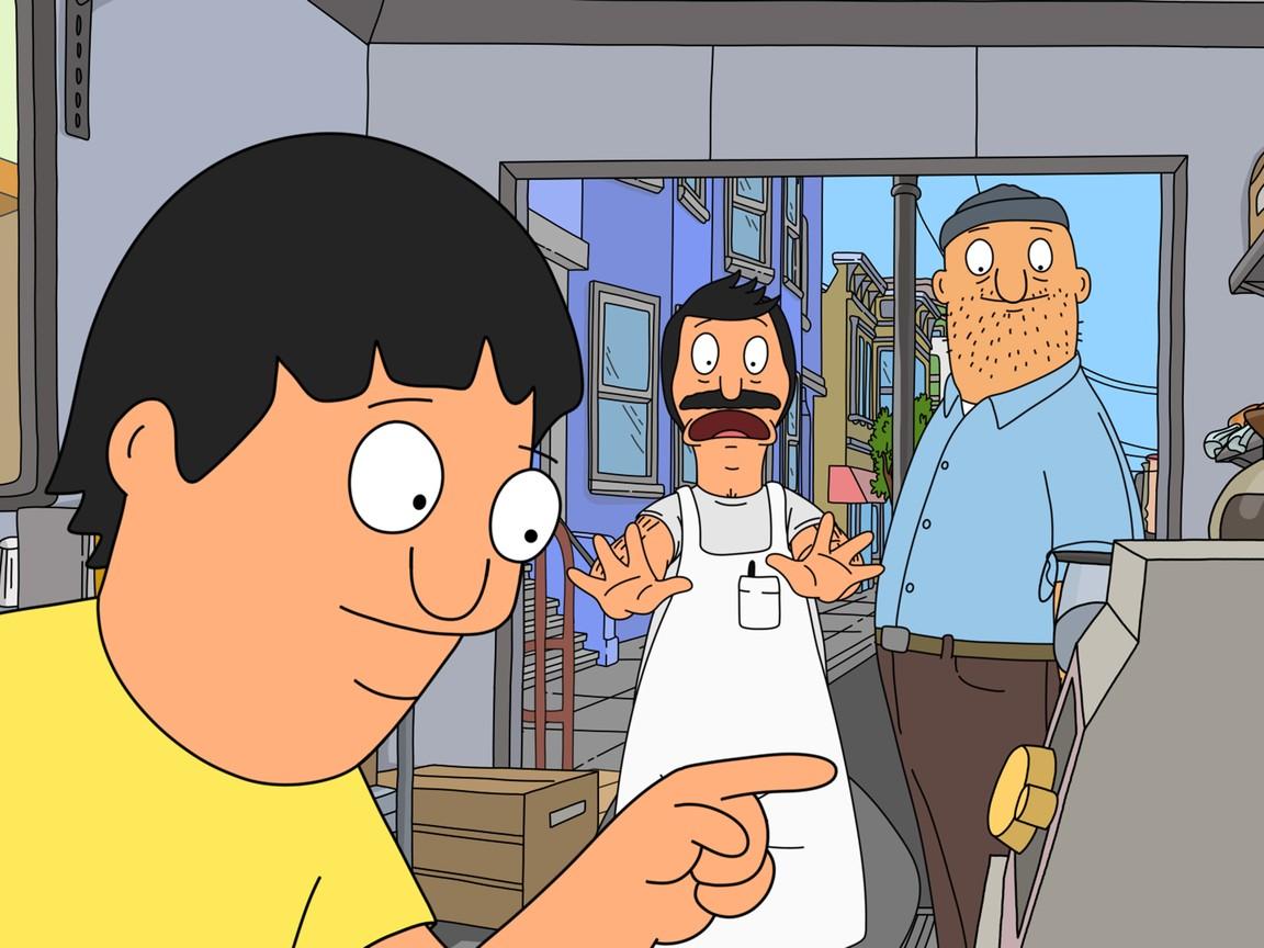 Bob's Burgers - Season 2 Episode 05: Food Truckin'