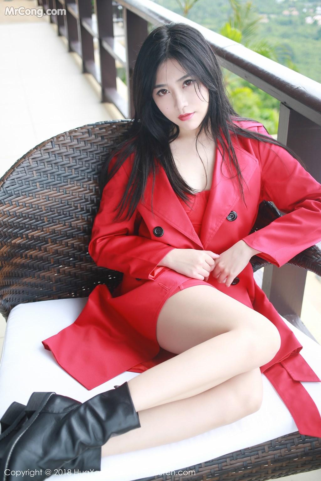 Image HuaYan-Vol.056-Sabrina-Xu-Nuo-MrCong.com-004 in post HuaYan Vol.056: Người mẫu Sabrina (许诺) (35 ảnh)