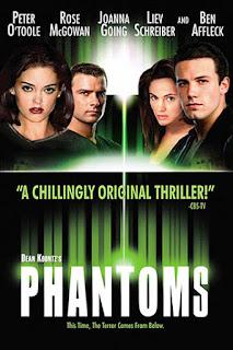 Phantoms (1998) แฟนท่อมส์ อสุรกาย..ดูดล้างเมือง