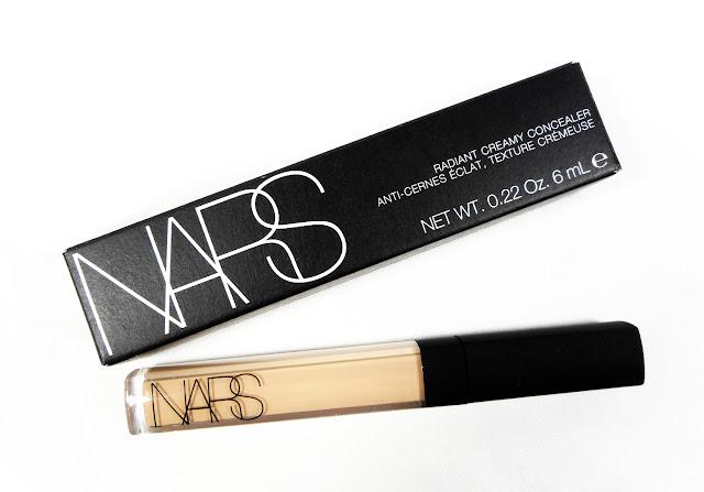 NARS Radiant Creamy Concealer - Anti-cernes éclat texture crémeuse