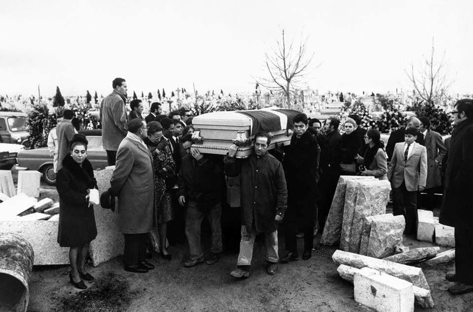Resultado de imagen para funeral de trujillo