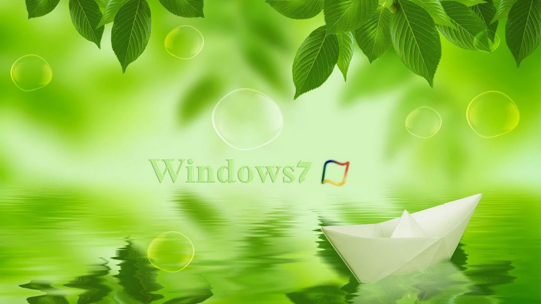 Windows 7 HD Wallpaper 7