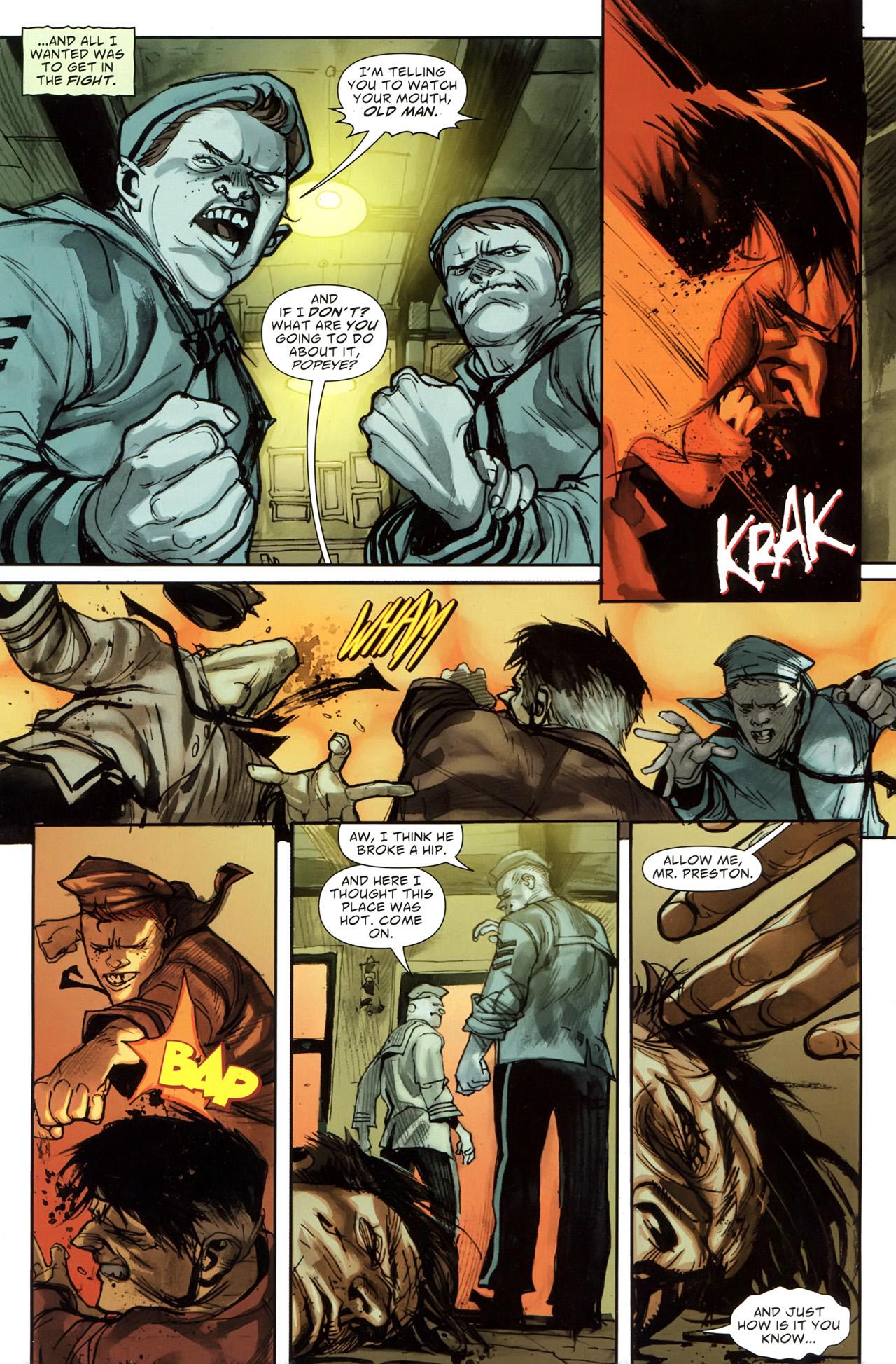 Read online American Vampire comic -  Issue #13 - 9