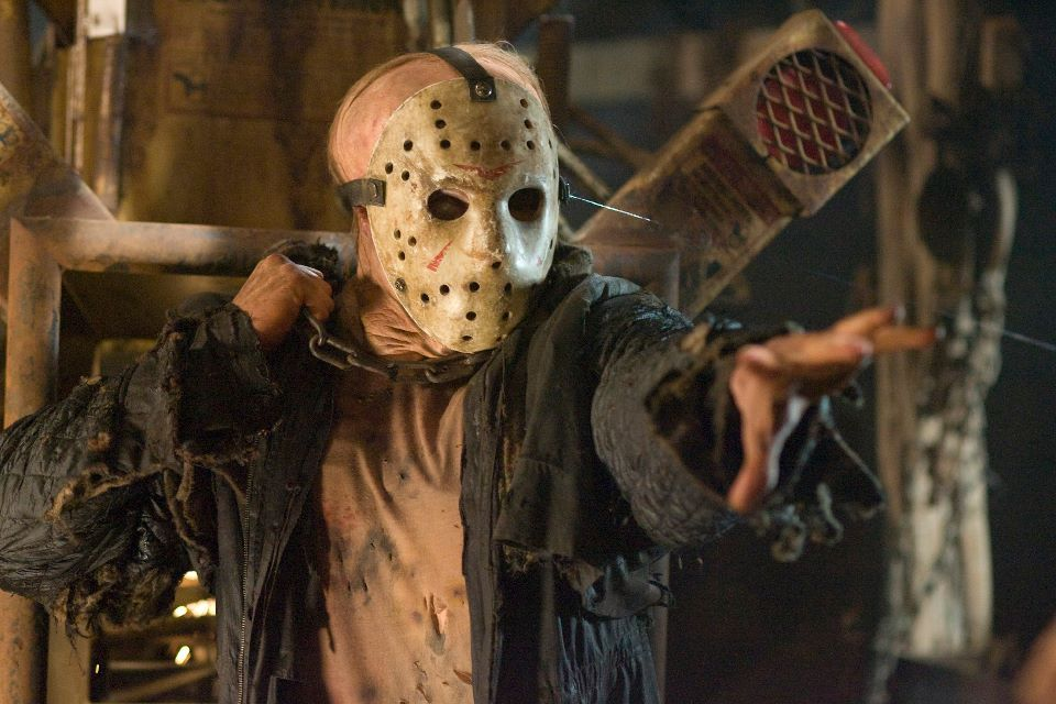 New Friday The 13th 2009 Behind The Scenes Pic