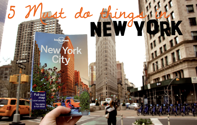 five must do things in new york