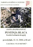 Predavanje uz projekciju - Jasna Damjanović - Pustinja Blaca Supetar slike otok Brač Online
