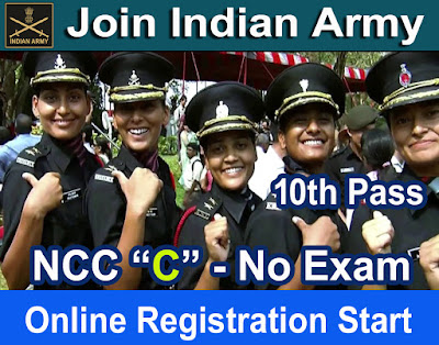 Women Military Police Recruitment 2019, age limit, syllabus, wmp online apply link, how to apply