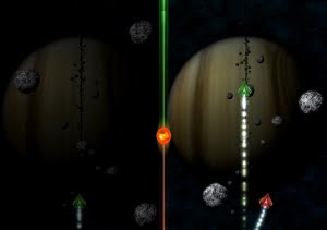 Orbits free multiplayer PC racing game