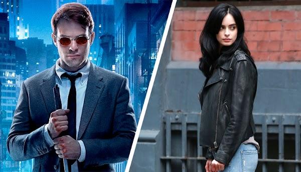 "RUMORES: Demolidor e Jessica Jones podem estar no elenco de ""Vingadores 3: Guerra Infinita""!"