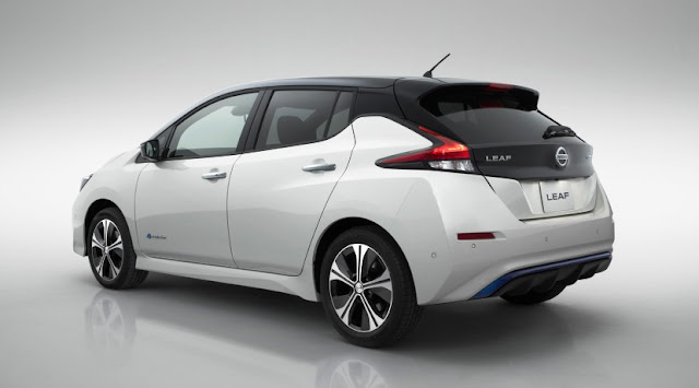 Nissan LEAF cero emisiones
