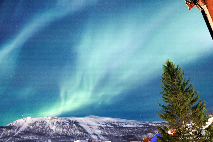 My Travel Background : Cartes Postales de Norvège - Tromso