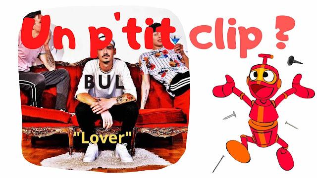 """Les trois stéphanois reviennent avec le clip de """"Lover"""", un titre sous la bannière de BUL, leur nouveau nom de scène."""
