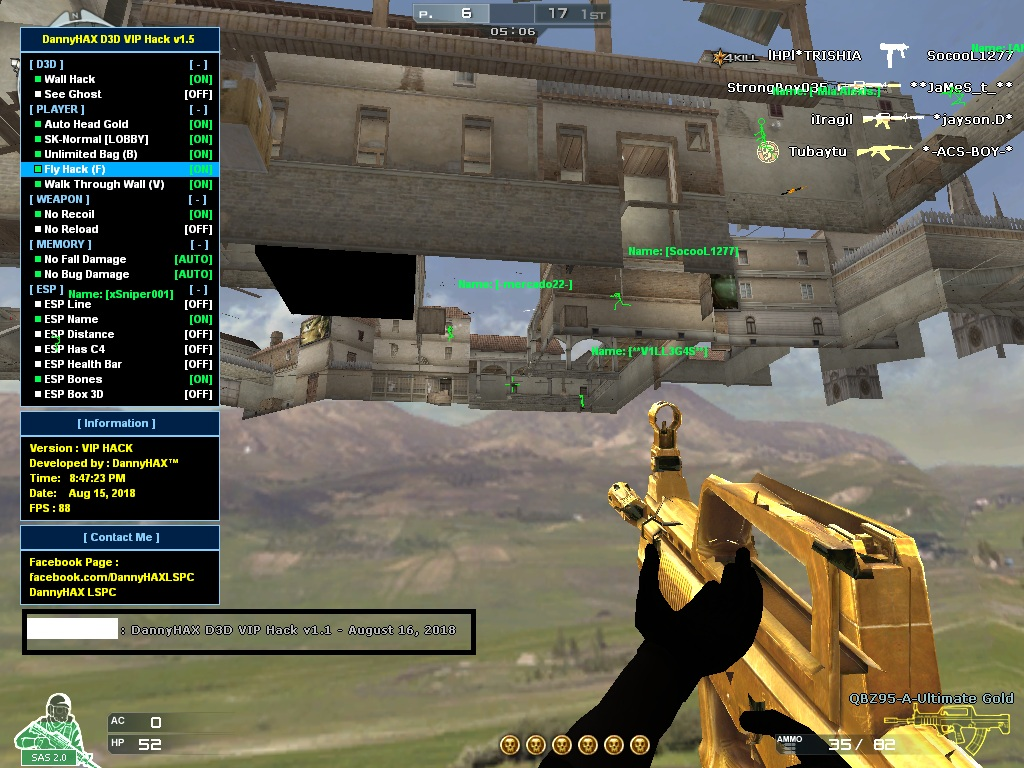 Outdated External Aimbot Esp Mpgh Multiplayer Game Hacking