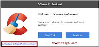 CCleaner Professional Plus 5.22.5724 trial