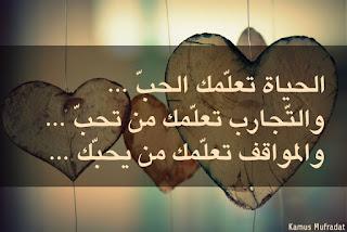 27 Kata Mutiara Cinta Dalam Bahasa Arab Dan Artinya Gambar