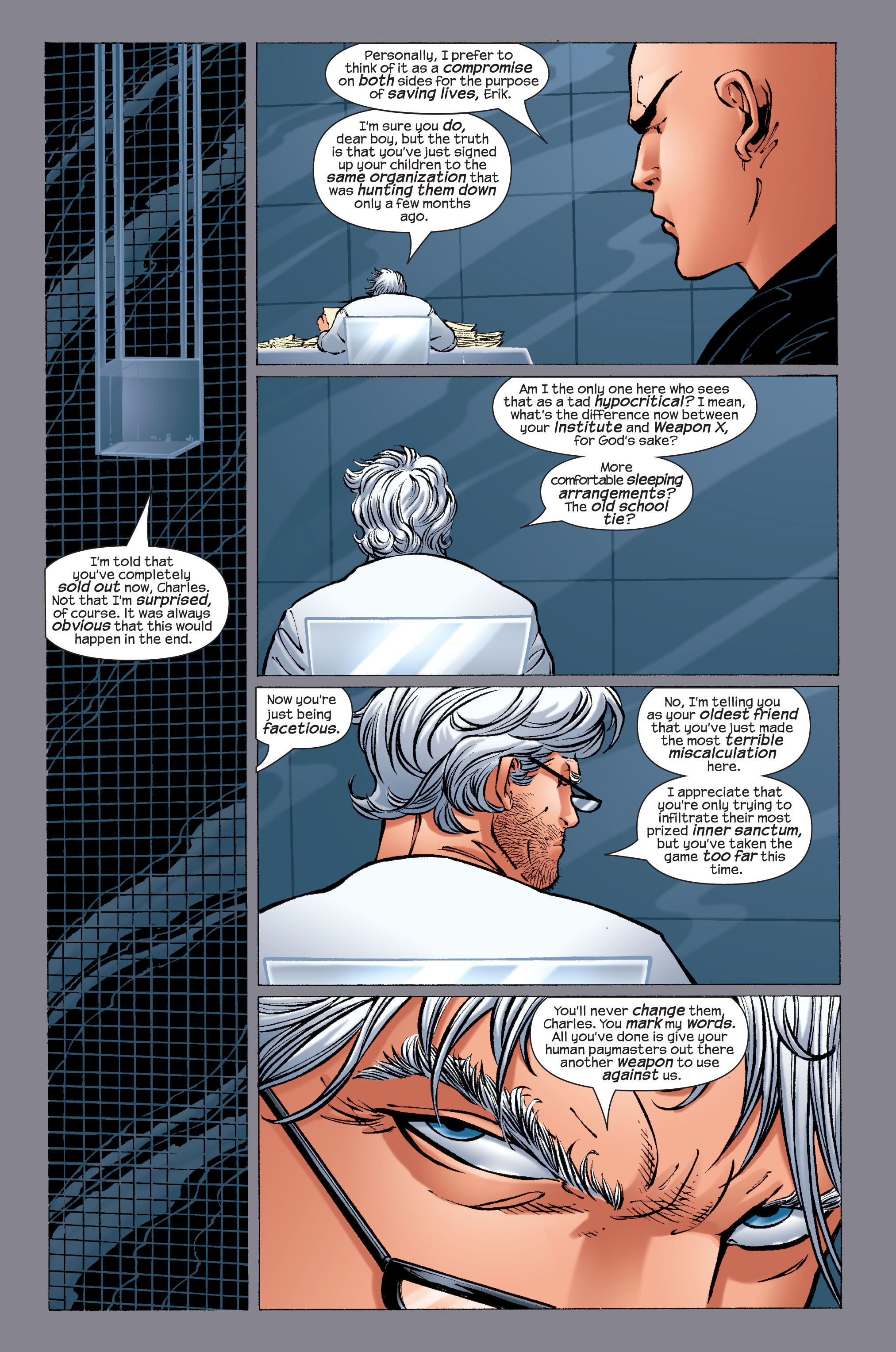 Read online Ultimate X-Men comic -  Issue #33 - 13