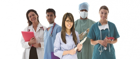 The most in-demand careers in the healthcare sector