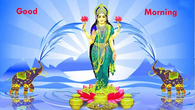 Good Morning God Images Laxmi