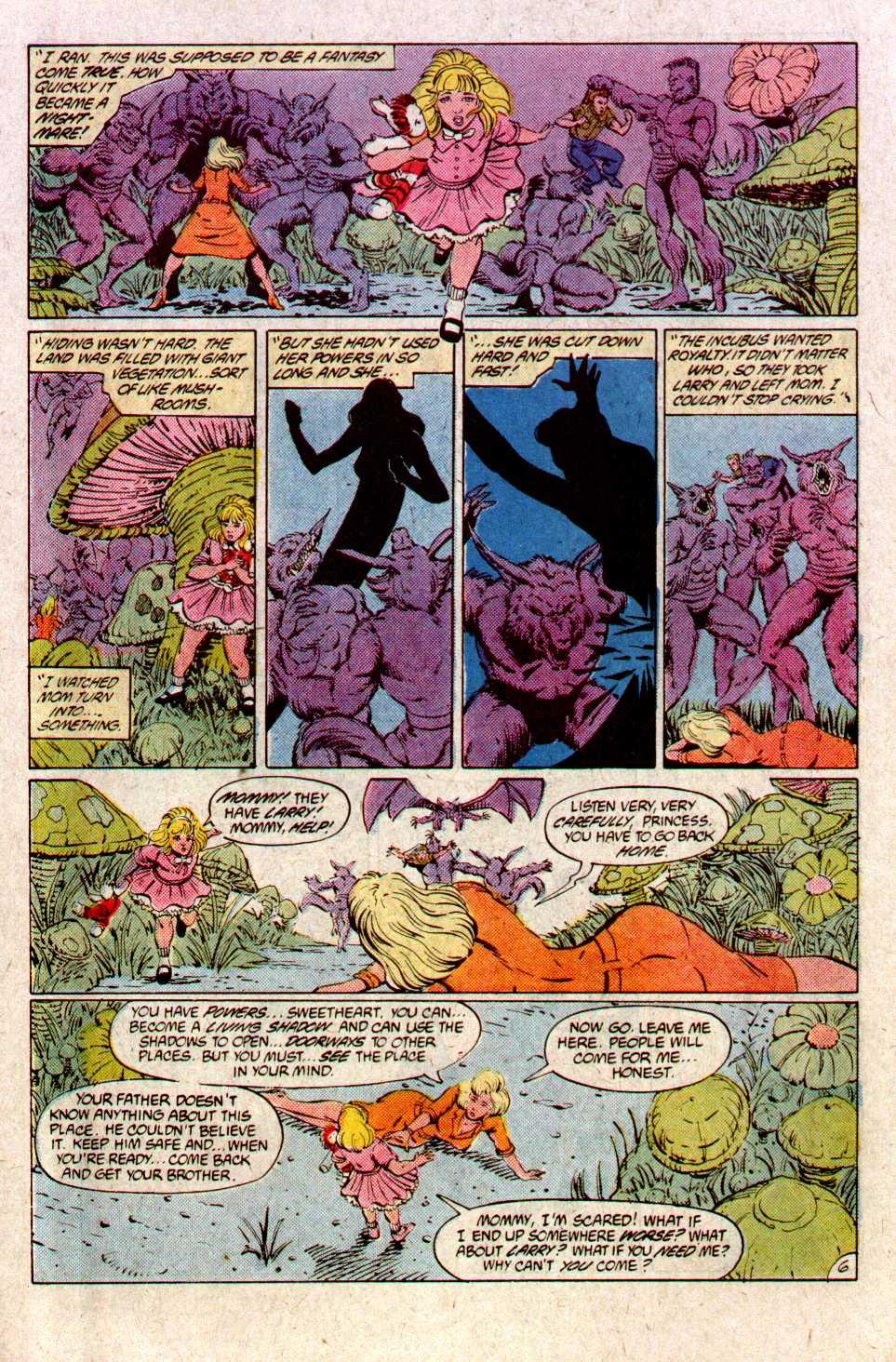 Read online Secret Origins (1986) comic -  Issue #28 - 8