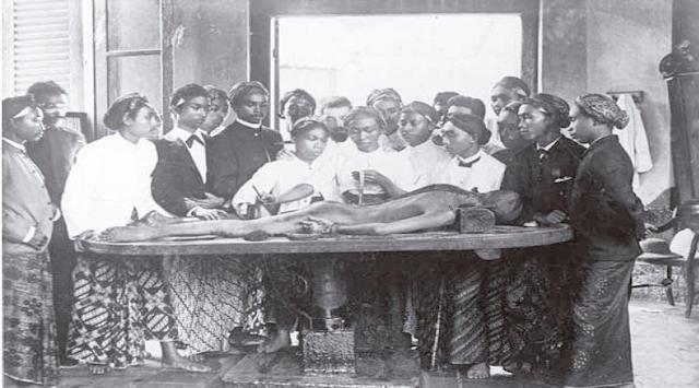 Wabah Mencret Masal Di Batavia 1864