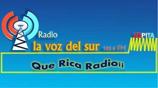 Radio La Voz del Sur 105.4 FM Zepita Puno
