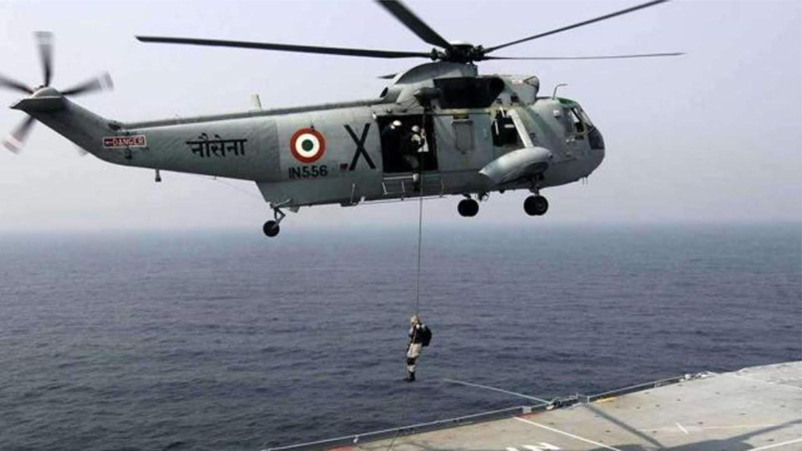 India mengumumkan tender untuk pengadaan 111 helikopter laut