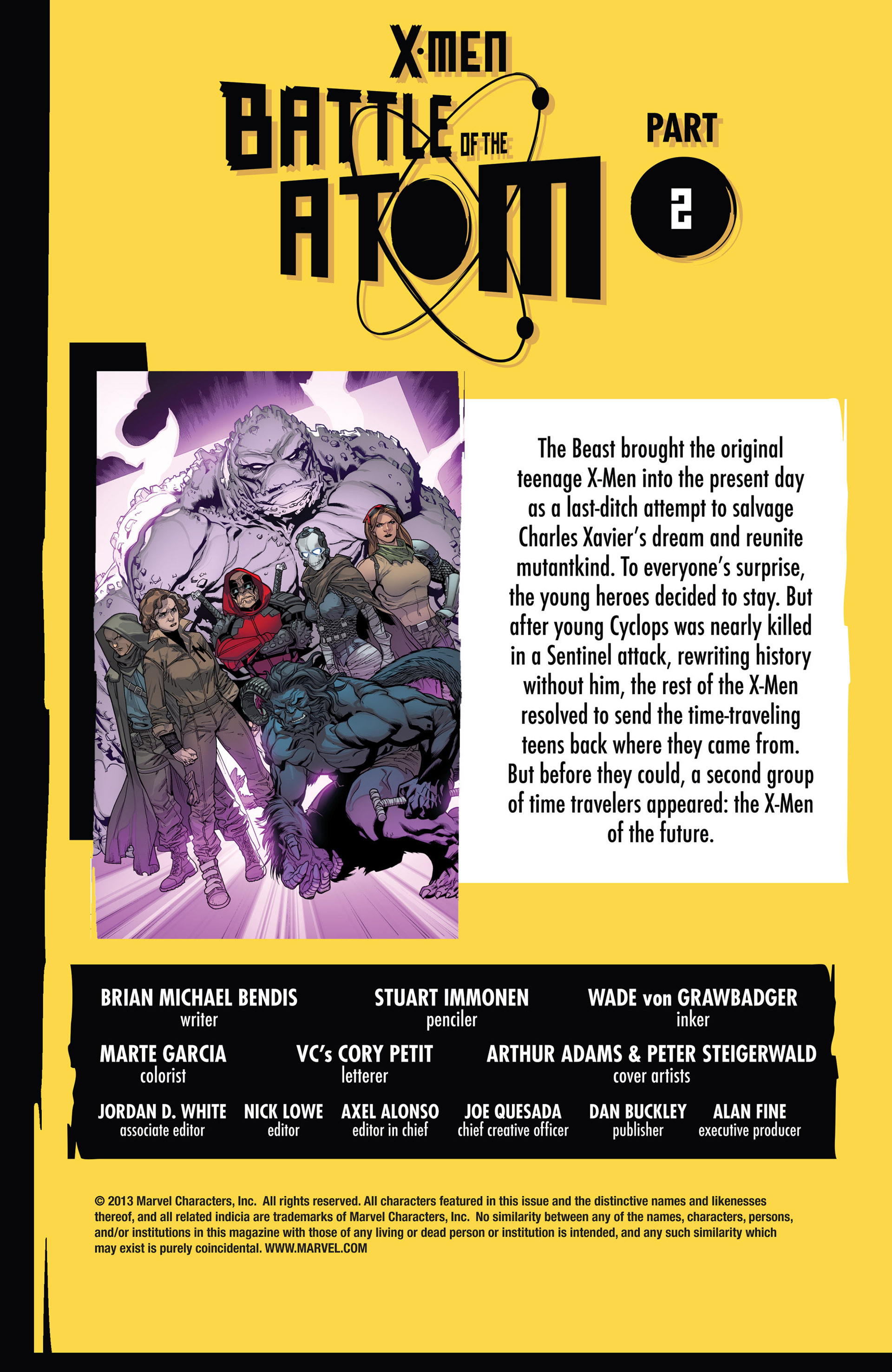 Read online All-New X-Men (2013) comic -  Issue #16 - 2