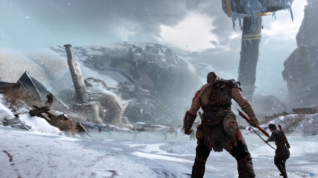 God Of War: PS4 Review
