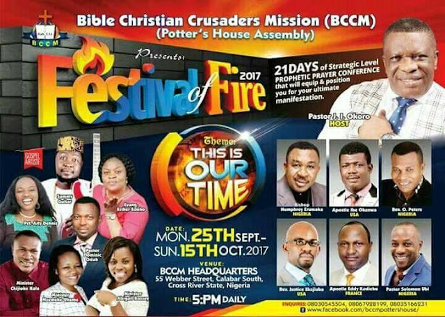 You don't miss this for anything, because indeed THIS IS YOUR TIME!