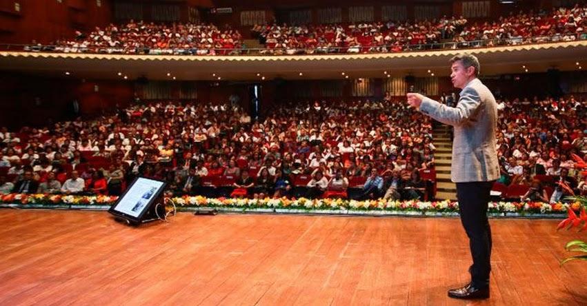 DRELM reunirá a más de 1500 docentes en «VI Congreso Pedagógico Internacional» - www.drelm.gob.pe
