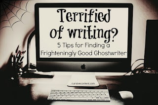why do people use ghostwriters