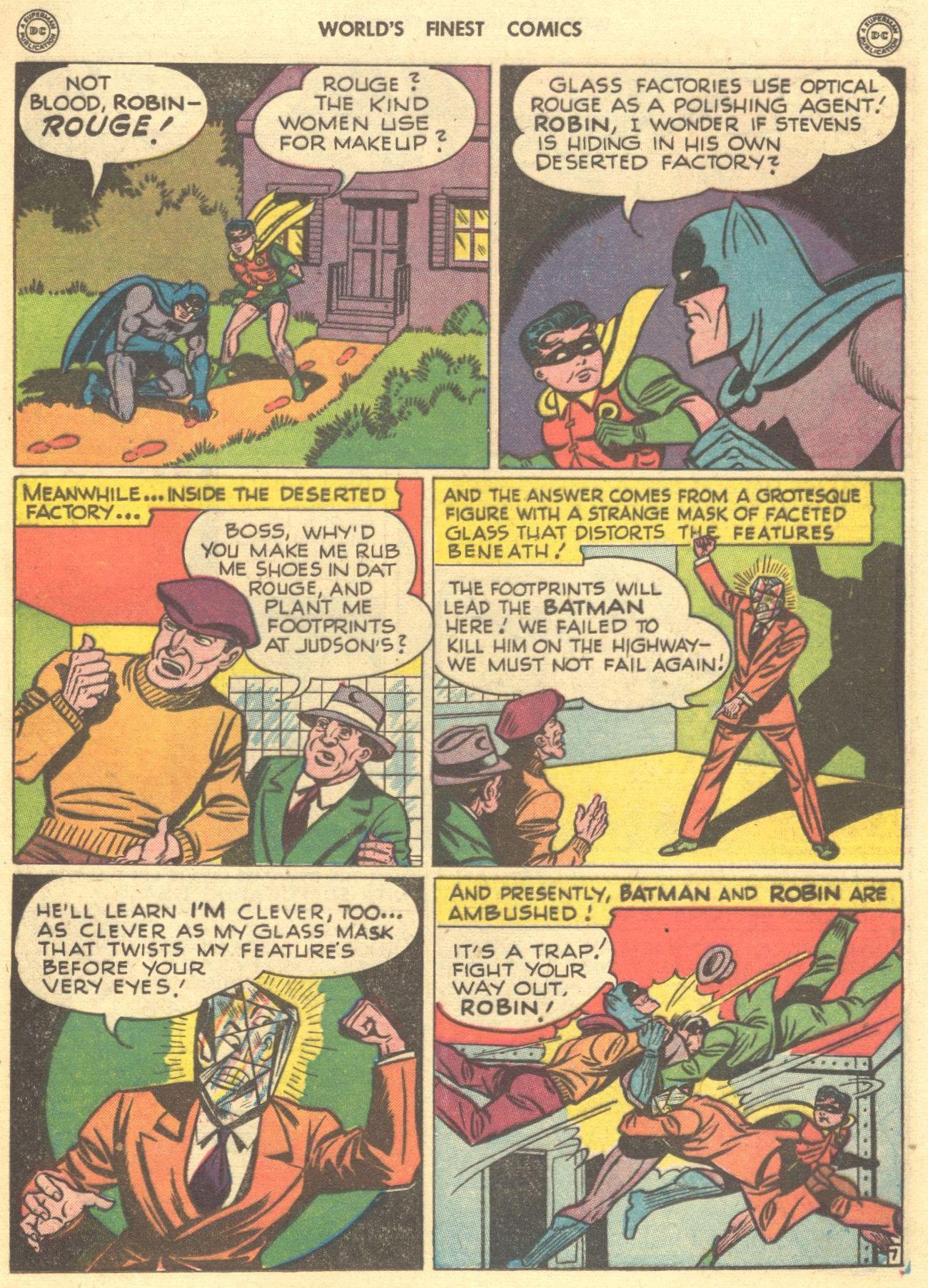 Read online World's Finest Comics comic -  Issue #28 - 66