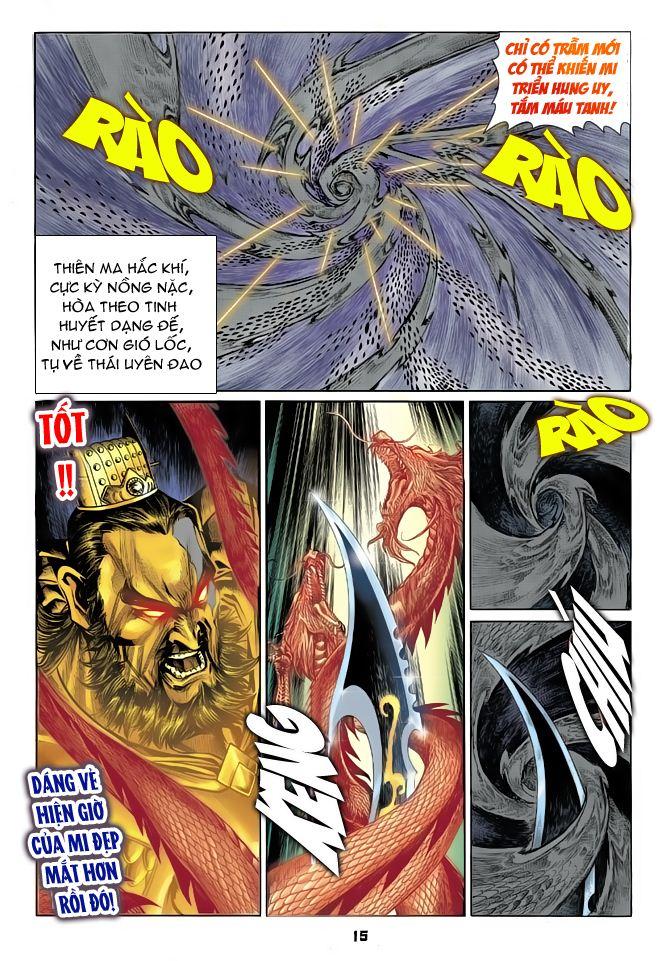 Đại Đường Uy Long chapter 53 trang 15